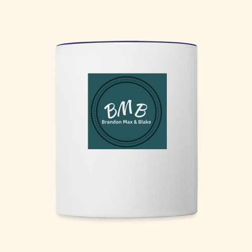 BMB test - Contrast Coffee Mug