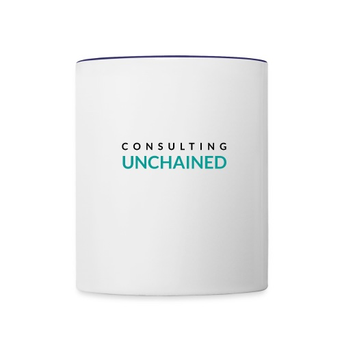 Consulting Unchained - Contrast Coffee Mug