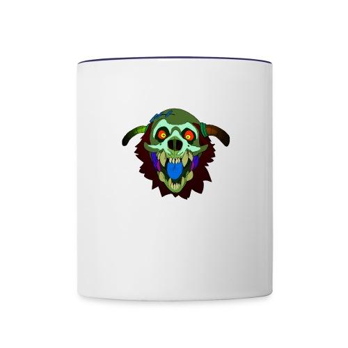 Dr. Mindskull - Contrast Coffee Mug