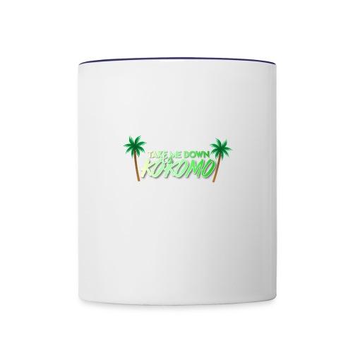 Kokomo - Contrast Coffee Mug