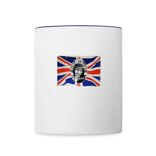 MWO Save the Queen - Contrast Coffee Mug