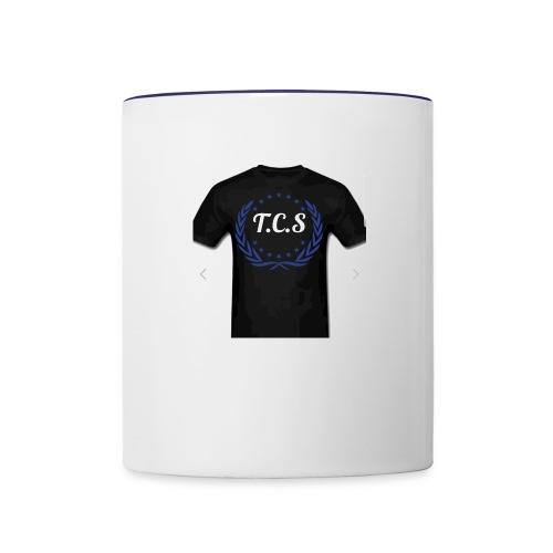 TCS - Contrast Coffee Mug