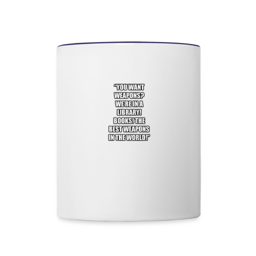 Accessories - Contrast Coffee Mug
