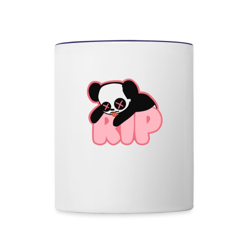 pandarip - Contrast Coffee Mug