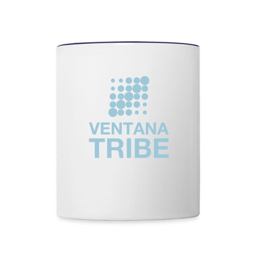 The Official Ventana Tribe gear - Contrast Coffee Mug