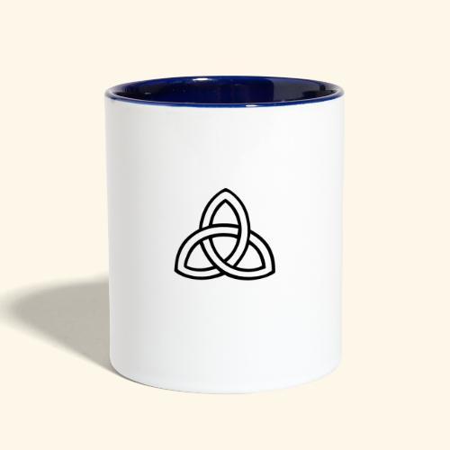 celtic pride believe TEE - Contrast Coffee Mug