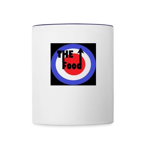 the food 2 - Contrast Coffee Mug