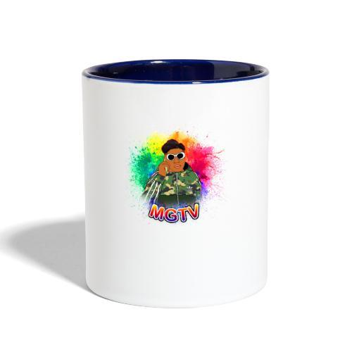 NEW MGTV Clout Shirts - Contrast Coffee Mug