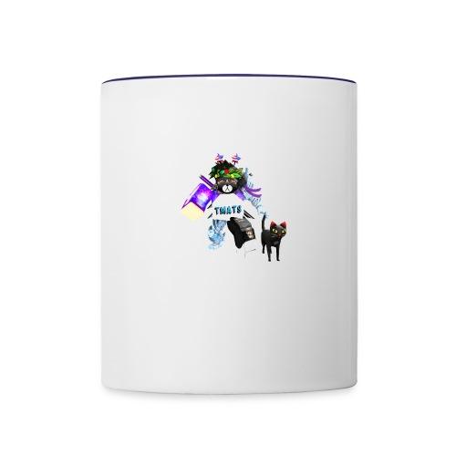 Rockstarpuppy360 - Contrast Coffee Mug