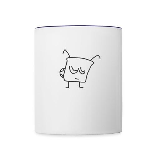 Shmoop. - Contrast Coffee Mug