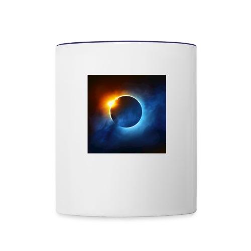 xoresi_xzor eclipse - Contrast Coffee Mug