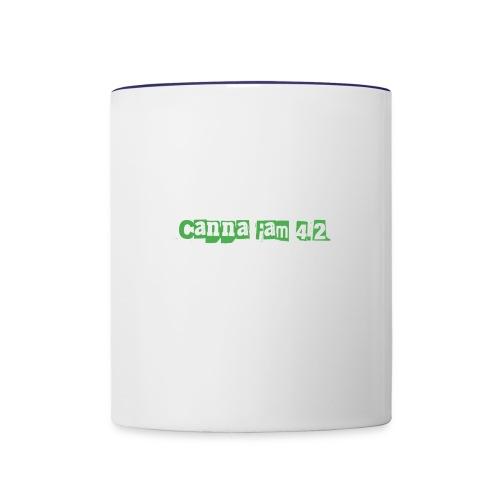 Canna fam 4.2 - Contrast Coffee Mug