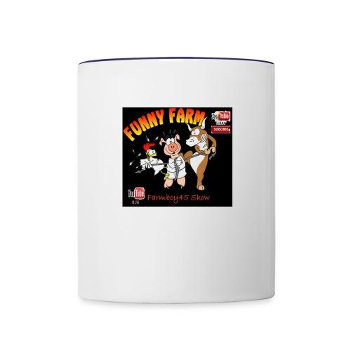 Farmboy45 - Contrast Coffee Mug