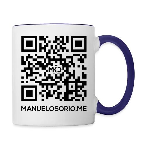 back_design9 - Contrast Coffee Mug