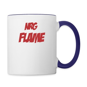 Flame For KIds - Contrast Coffee Mug