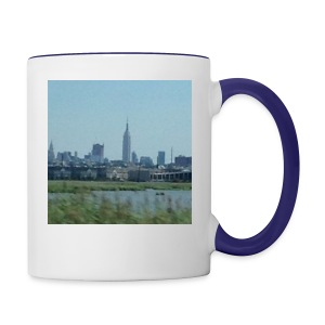 New York - Contrast Coffee Mug