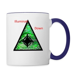 illuminati Confirmed - Contrast Coffee Mug