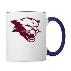 Cougar - Contrast Coffee Mug