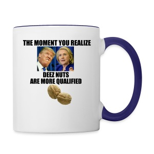 Election Year - Contrast Coffee Mug