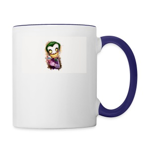 Joker game cheater - Phone cases - Contrast Coffee Mug