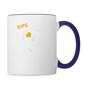 DIPG Fighter Classic - Contrast Coffee Mug