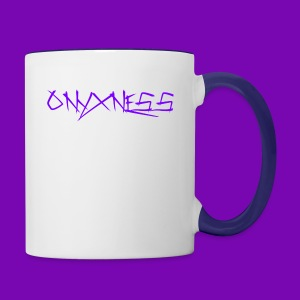OnyxNess (Purple) - Contrast Coffee Mug