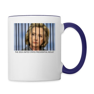 eLECTION_RESULTS - Contrast Coffee Mug