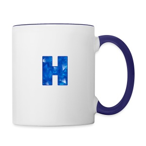 XxHaunter Logo - Contrast Coffee Mug
