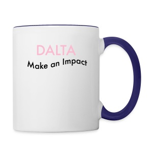 Make an Impact - Contrast Coffee Mug