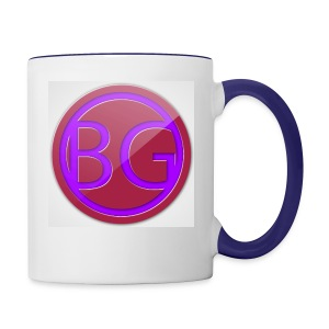 Brother Gaming 2016 logo apparel - Contrast Coffee Mug