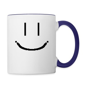 Smiley - Contrast Coffee Mug