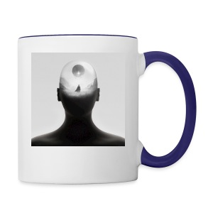 Intergalactic - Contrast Coffee Mug