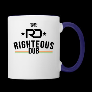 Righteous Dub Logo - Contrast Coffee Mug