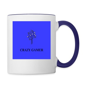 Gaming t shirt - Contrast Coffee Mug