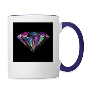 Diamondfashion - Contrast Coffee Mug