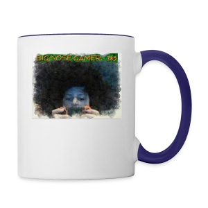 ANIMATED PICTURE - Contrast Coffee Mug