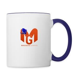 MaddenGamers MG Logo - Contrast Coffee Mug