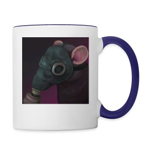 the ratflippus - Contrast Coffee Mug