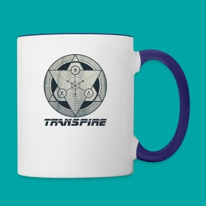 Sacred Geometry - Contrast Coffee Mug