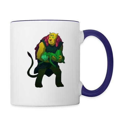 Nac And Nova - Contrast Coffee Mug