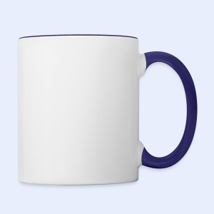 White NightGrounds Title - Contrast Coffee Mug