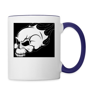 skelebonegaming merch - Contrast Coffee Mug