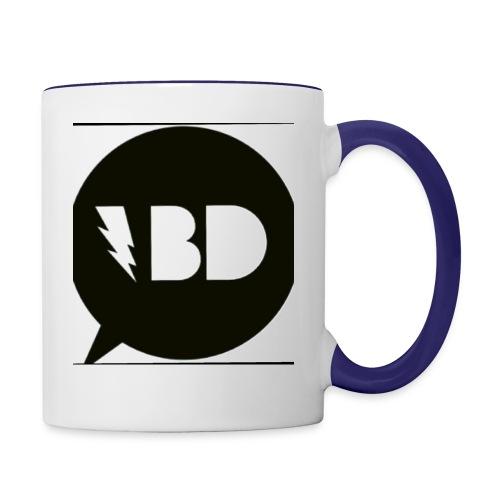 BD Clan - Contrast Coffee Mug