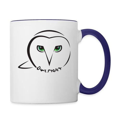 Owlsight - Contrast Coffee Mug
