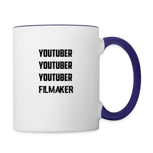 Filmaker - Contrast Coffee Mug
