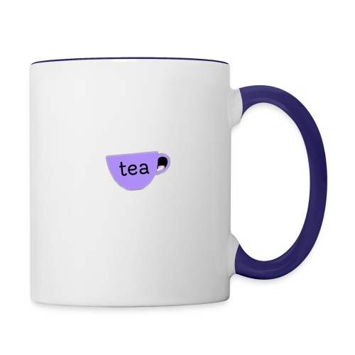 Tea - Contrast Coffee Mug