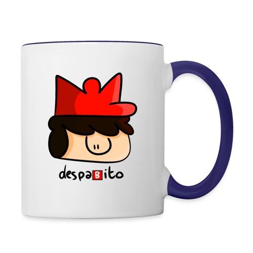 despabito - Contrast Coffee Mug