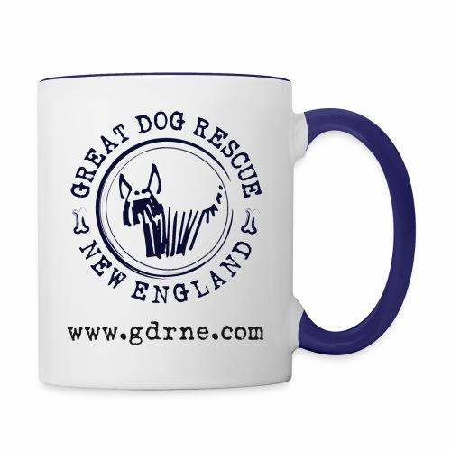 GDRNE Logo - Contrast Coffee Mug