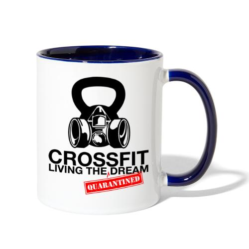 CROSSFIT LTQD - Contrast Coffee Mug