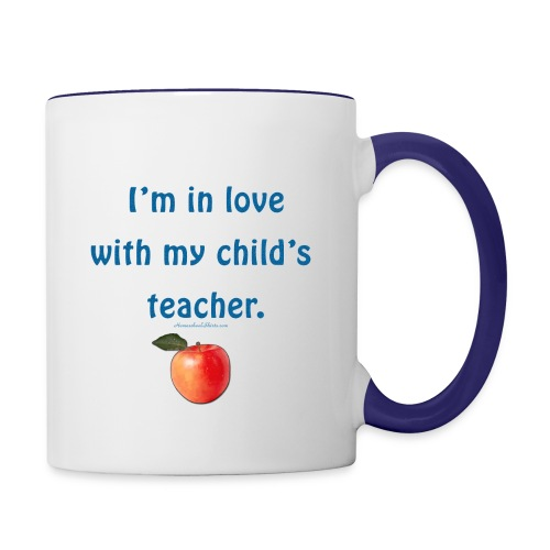 Homeschool Teacher - Dad - Contrast Coffee Mug